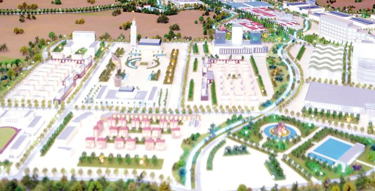 Cité Mohammed VI Tanger Tech : 2.000 h en cours  de cession aux promoteurs sino-marocains