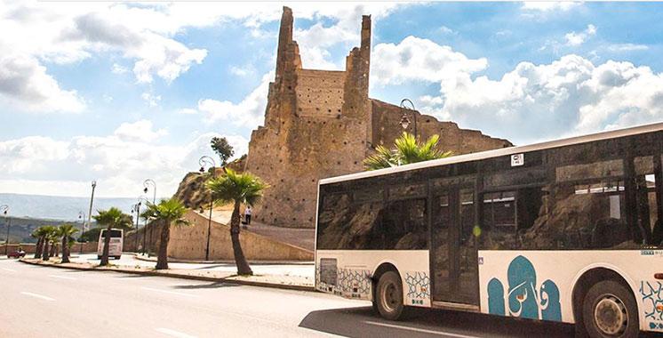 Fès: 34 minibus pour renforcer la flotte du transport