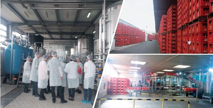 Système Coca-Cola au Maroc: SBGS, une locomotive de développement socio-économique dans la zone Sud