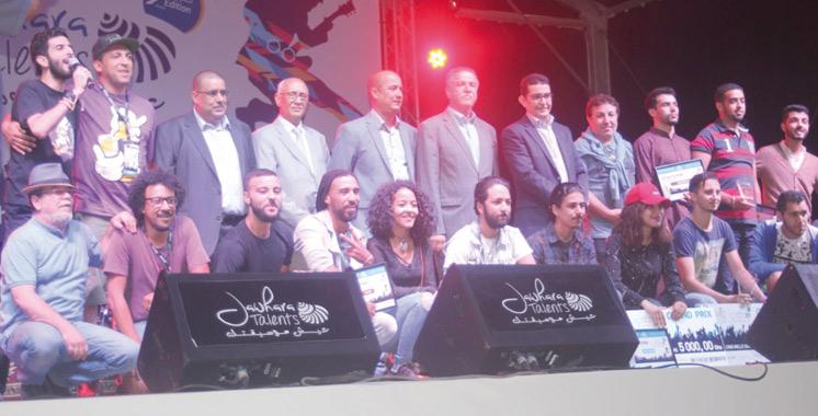 Les gagnants de Jawhara Talents