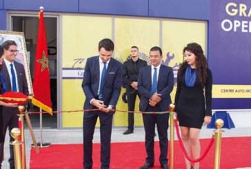 Diffusion Motocycle Automobile inaugure son nouveau centre à Tanger