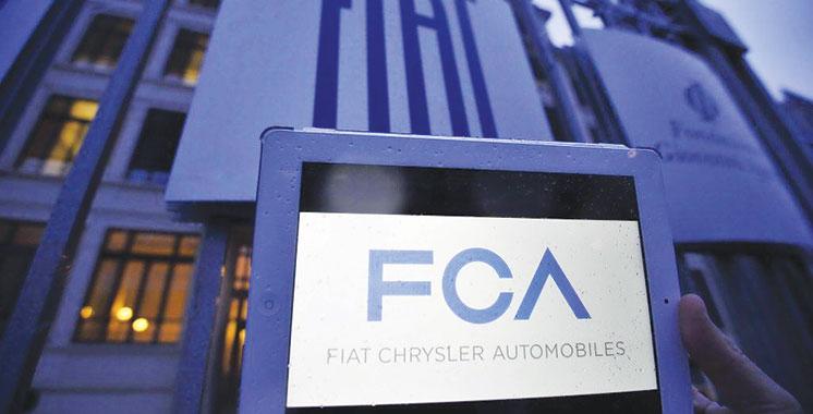 Entretien: Fiat Chrysler rappelle environ 1,34 million de voitures