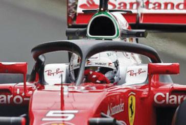 Sécurité : Les F1 seront dotées d'un «halo» dès 2018