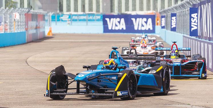 Formule E: BMW  motoriste officiel d'Andretti  à partir de 2018