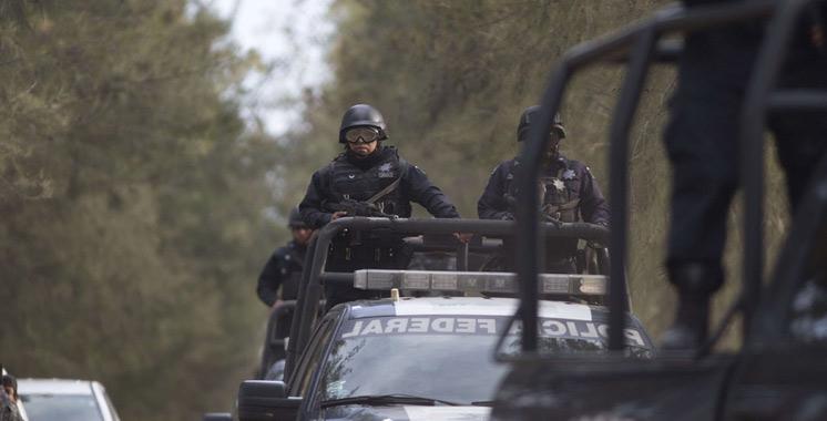 Fusillade au Mexique: 19 narcotrafiquants tués par la police