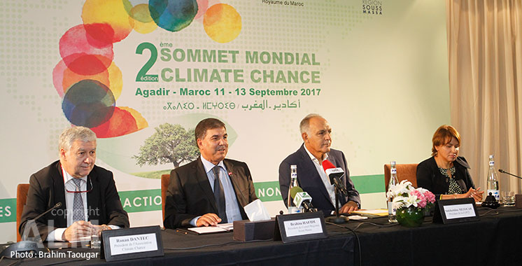 Climate Chance : Un sommet qui mobilise les acteurs non-étatiques africains
