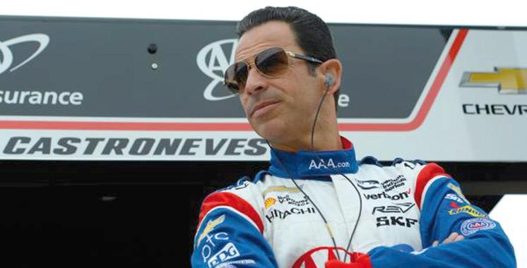 IndyCar: Castroneves renoue avec  la victoire