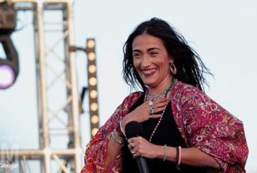 Hindi Zahra: «Le stress et le trac ne disparaissent qu'une fois en face du public»