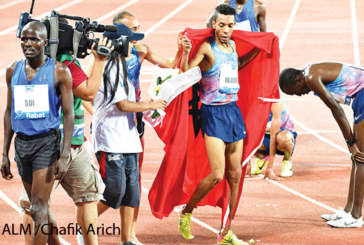Meeting international Mohammed VI d'athlétisme: Iguider, El Bakkali et Bouqantar sur le podium