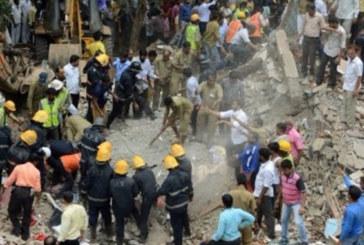 Inde : 17 morts dans l'effondrement d'un immeuble à Bombay