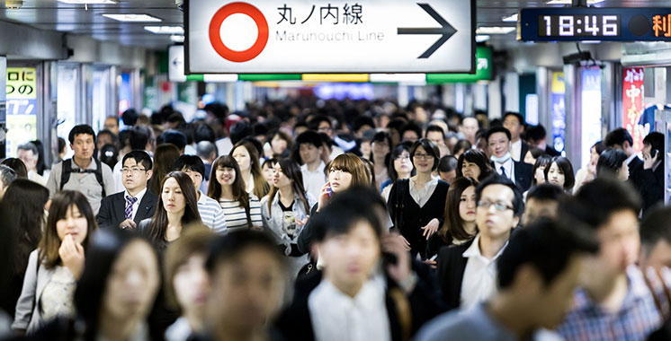 Le Japon incite les salariés à travailler à domicile en prévision des jeux olympiques