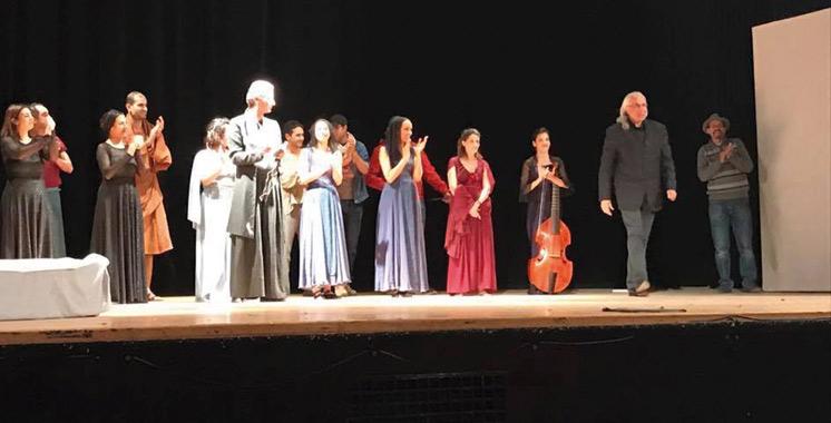 Tournée théâtrale : Lahcen Zinoun présente sa dernière création «Shakespeare in Heart»