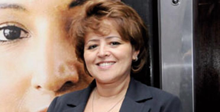 Nomination: Latifa Echihabi au secrétariat général de la CDG
