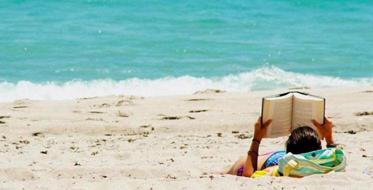 El-Jadida : Quand la bibliothèque s'invite à la plage