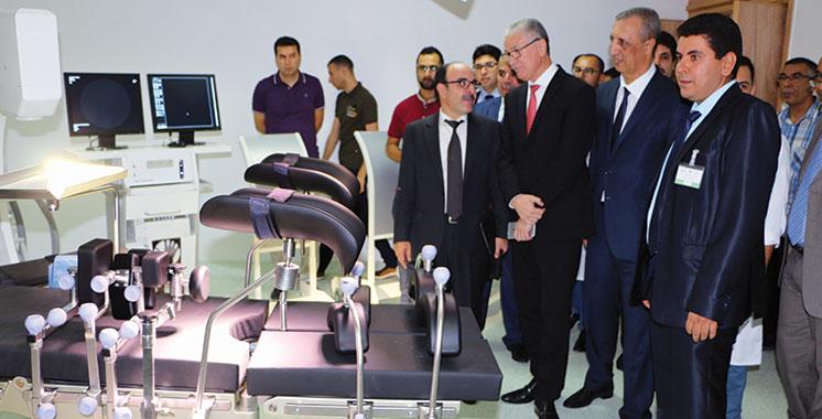 Al-Hoceima : Les centres de santé seront livrés au plus tard au premier trimestre 2018