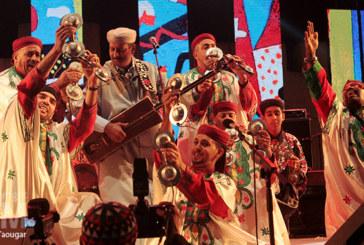 Festival Gnaoua : Hamid El Kasri et Hindi Zahra enchantent le public