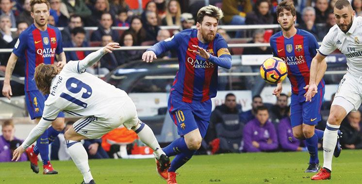 Abdelilah El Jaouhari tourne  «Hala Madrid Visca Barça»