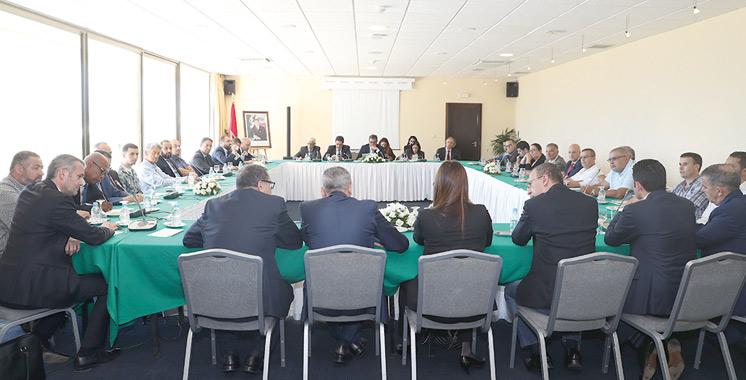 Al-Hoceima : Les acteurs privés mobilisés pour des projets créateurs d'emplois