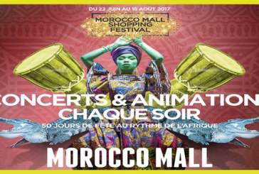 Le Morocco Mall fait son festival