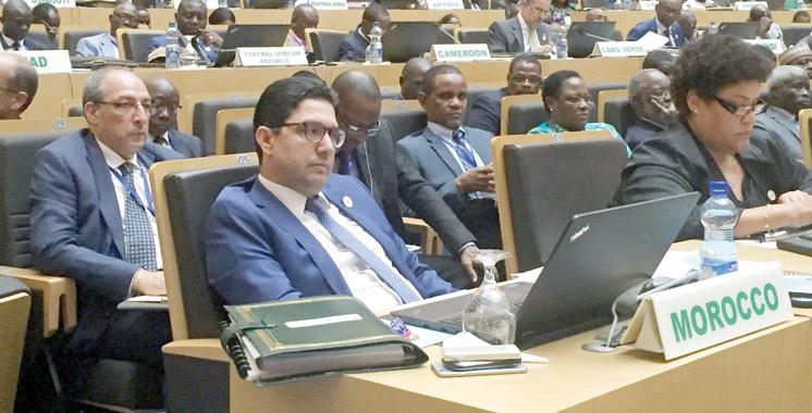 Union Africaine : Le Royaume a participé au Conseil exécutif