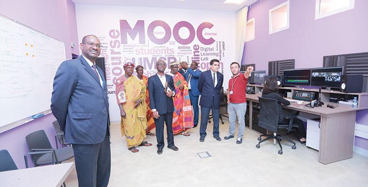 Maroc-Côte d'Ivoire: Une délégation ivoirienne à l'Université  Mohammed VI Polytechnique