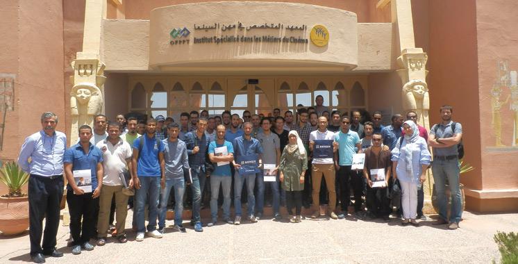 Noor II et III : La formation des jeunes aux métiers des énergies renouvelables a démarré