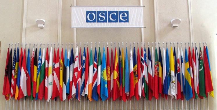 Parlement: Le Maroc représenté à l'Assemblée parlementaire de l'OSCE