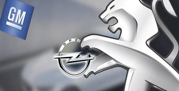 Feu vert de l'UE pour l'acquisition d'Opel par PSA