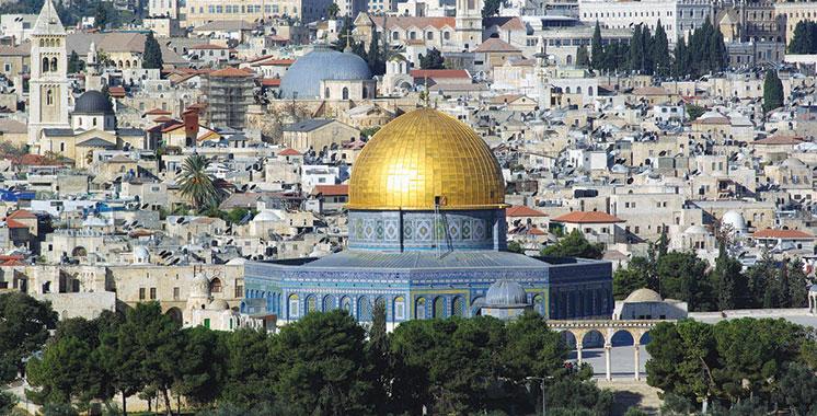 Le Maroc condamne vivement la décision des USA de reconnaître Al-Qods comme capitale d'Israël