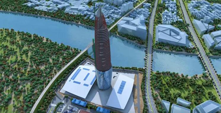 Vidéo : le projet de construction de la plus haute tour d'Afrique