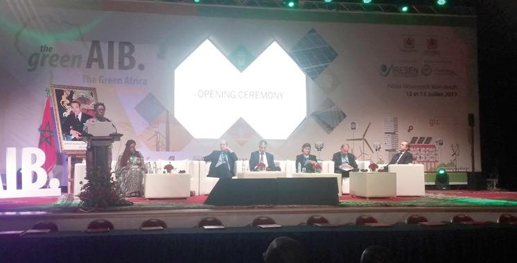 Marrakech accueille la première édition  de Green Africa Innovation Booster