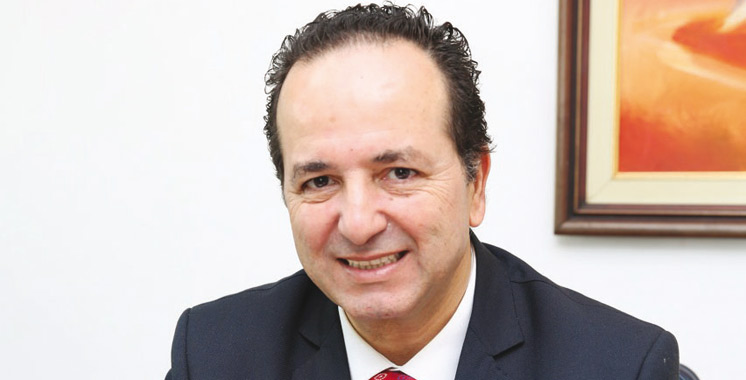 Rachid Seddik Seghir: «Genitax, ce n'est qu'un début»