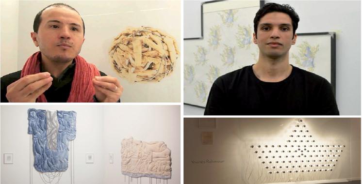 Biennale de Venise : Rahmoun et Touloub dévoilent leurs créations