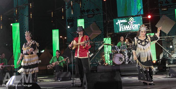 Timitar : Le festival phare de la capitale  du Souss-Massa qui rayonne sur l'Afrique