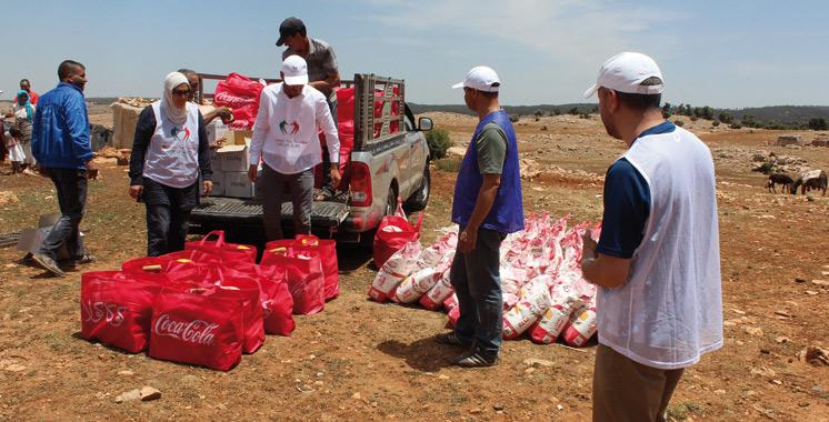 14ème édition de Dar L'ftour : Coca-Cola Company a distribué 63.500 repas