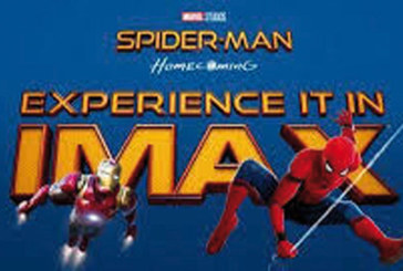 Imax Morocco Mall : Projection  «Spiderman : Homecoming»