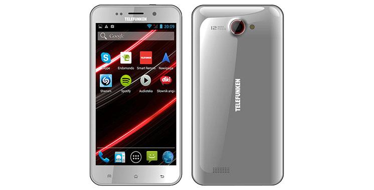 Telefunken fait son retour au Maroc avec une nouvelle gamme  de smartphone