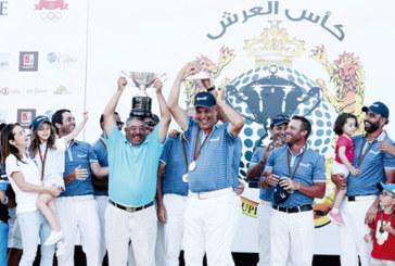 Coupe du Trône de golf : Tony Jacklin remporte la 14e édition