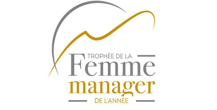 Trophée de la femme manager :  3 trophées au lieu d'un