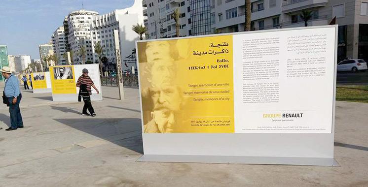 Tanger : Une exposition à ciel ouvert pour la mémoire de la ville