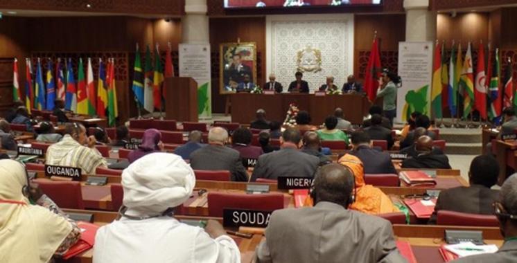 Union parlementaire africaine: La 70e session du comité  exécutif les 20 et 21 juillet à Rabat