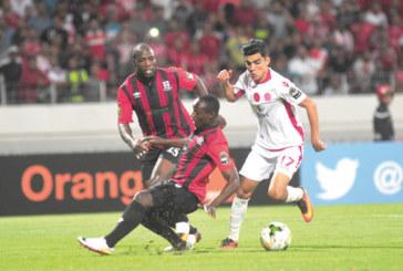 Coupes africaines: Le Wydad et le FUS en quart de finale