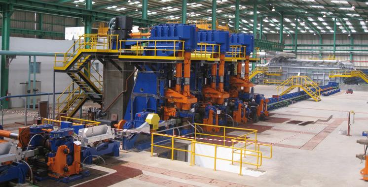 Ynna Steel : 80 millions de dirhams injectés  pour la reprise du laminoir de Berrechid