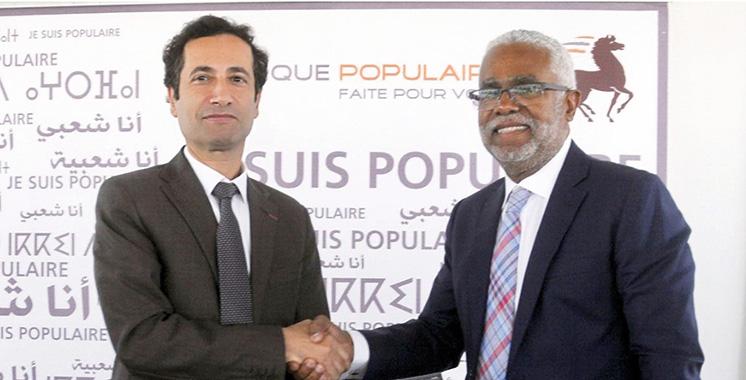 Un Mémorandum d'entente signépar le Groupe Banque centrale populaire et la Société financière internationale