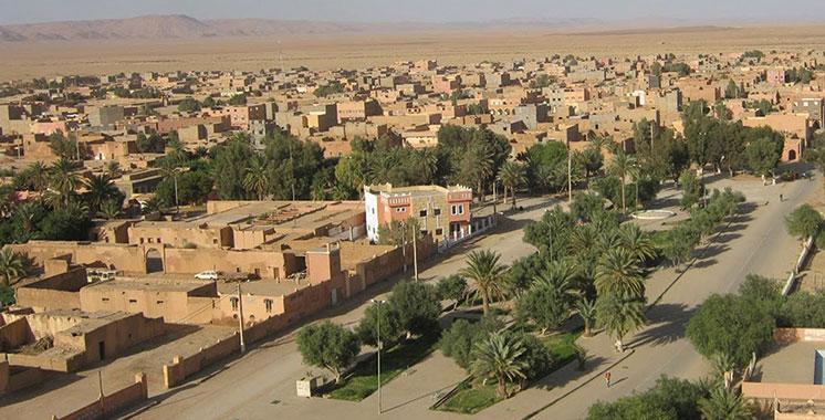 Festival de la culture populaire des oasis à Boudnib