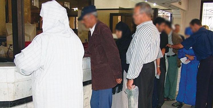 CNSS : Les pensions exceptionnellement versées à partir du 15 août