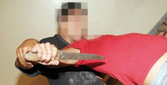 Dchira  El Jihadia :   Il tue son frère pour une clé