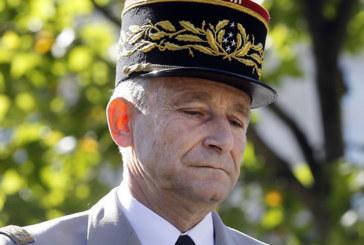 France : sur fond de polémique, le chef d'état-major des armées françaises démissionne