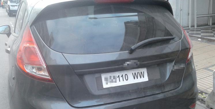 Saisie en ligne des dossiers d'immatriculation des véhicules