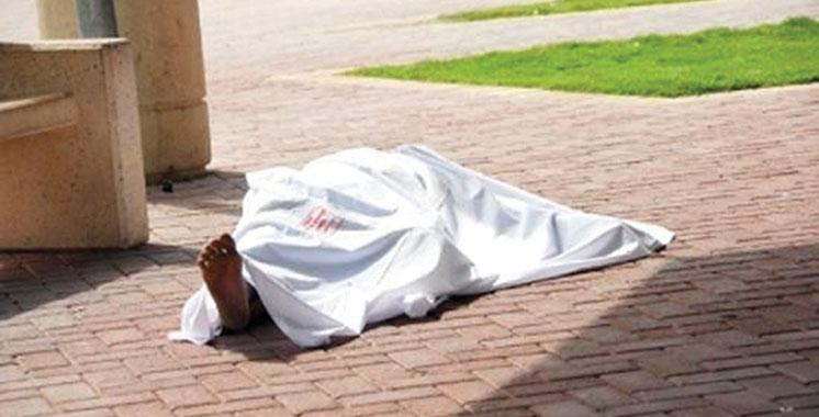 Larache : Le meurtrier de sa femme à Tanger s'est donné la mort